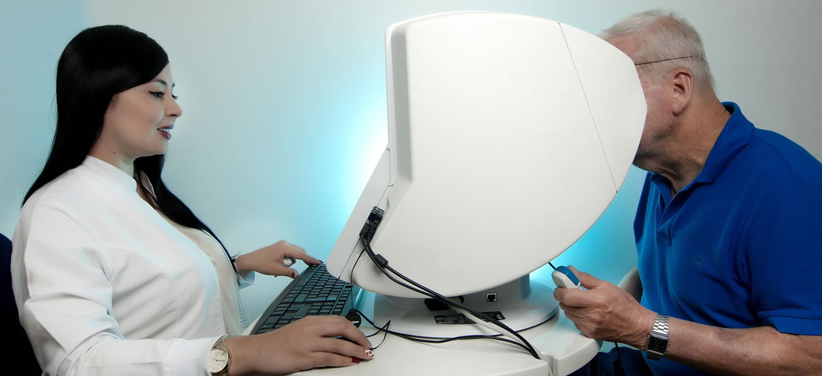 Centro de prevención y consultoría en glaucoma